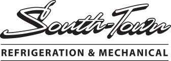 South-Town Refrigeration & Mechanical Logo
